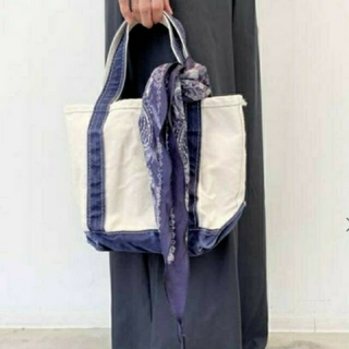 L'Appartement DEUXIEME CLASSE - 【L.L.Bean /エル・エル・ビーン】Canvas tote bag S