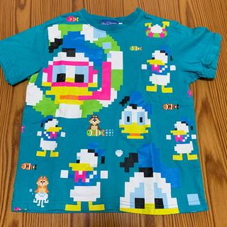 ディズニー(Disney)のドナルド Tシャツ 130㎝(Tシャツ/カットソー)