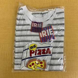 アイリーライフ(IRIE LIFE)の◆新品未使用◆irie life レディースTシャツ グレーボーダー ワンサイズ(Tシャツ(半袖/袖なし))