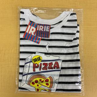 アイリーライフ(IRIE LIFE)の◆新品未使用◆irie lifeレディースTシャツ ネイビーボーダー ワンサイズ(Tシャツ(半袖/袖なし))