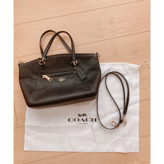 COACH - COACH♡バッグ 保存袋付き♡.*˚