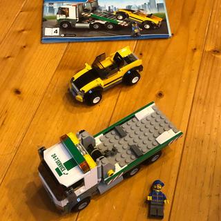 Lego - レゴ シティ 60097-4 サービストラックと車