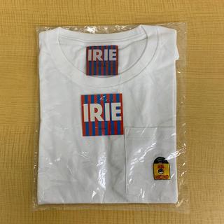 アイリーライフ(IRIE LIFE)の◆新品未使用◆irie life レディースTシャツ ホワイト ワンサイズ(Tシャツ(半袖/袖なし))