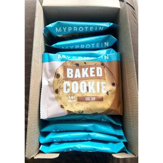 MYPROTEIN - プロテインクッキー 9枚 チョコチップ味  マイプロ プロテイン プロテインバー