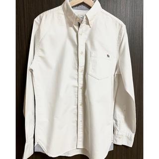 アーノルドパーマー(Arnold Palmer)のアーノルドパーマー 前立てライン オックスフォードシャツ(ポロシャツ)