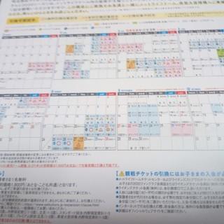 埼玉西武ライオンズ 観戦チケット引換券(野球)