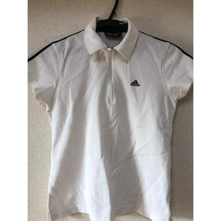 アディダス(adidas)のアディダス ゴルフ用ポロシャツand七分パンツ(ウエア)