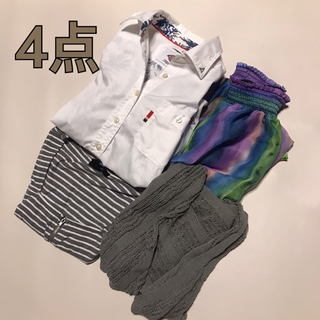 GYDA - GYDA ジェイダ まとめ売り シャツ スカート