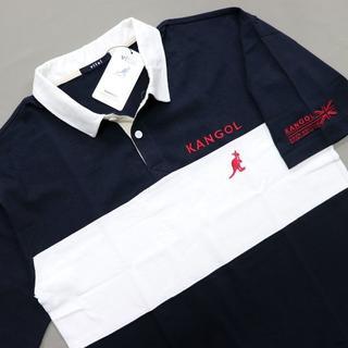 カンゴール(KANGOL)の(新品) KANGOL NICOLE コラボ ポロシャツ(ポロシャツ)