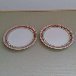 イッタラ(iittala)のiittala ORIGO 皿 直径20cm  2枚組(食器)