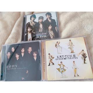 カトゥーン(KAT-TUN)のKATーTUN アルバム(アイドルグッズ)