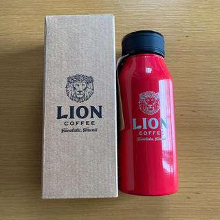 LION CFFEE ステンレス製携帯用まほうびん(その他)