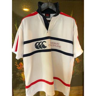カンタベリー(CANTERBURY)のカンタベリー Canterbury of New Zealand ラガーシャツ(ラグビー)