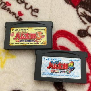 ゲームボーイアドバンス(ゲームボーイアドバンス)のとっとこハム太郎ソフト(家庭用ゲームソフト)