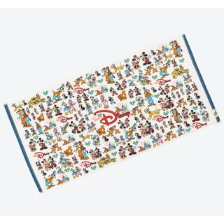 ディズニー(Disney)のディズニー バスタオル(タオル/バス用品)