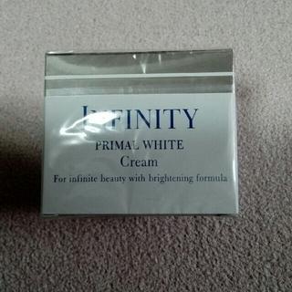 インフィニティ(Infinity)のINFINITY インフィニティ プライマル ホワイトクリーム 40g(フェイスクリーム)