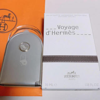 エルメス(Hermes)の新品 未使用 エルメス ヴォヤージュ(香水(男性用))