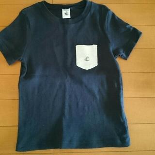 PETIT BATEAU - プチバトーTシャツ