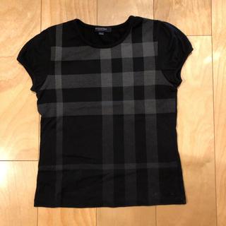 BURBERRY - バーバリー  綿100% 130Tシャツ