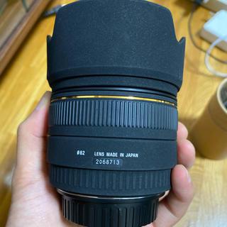 シグマ(SIGMA)のSIGMA 30mm f1.4 Canon用(レンズ(単焦点))