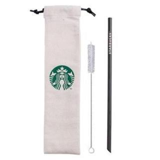 スターバックスコーヒー(Starbucks Coffee)のスターバックス  チタン製  ストロー  台湾(その他)