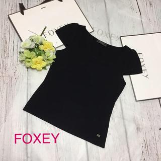 フォクシー(FOXEY)の♡ ♡新品同様  FOXEY    トップス美品   38号♡ Rene♡(ニット/セーター)