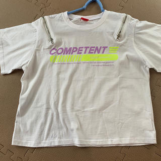 レピピアルマリオ(repipi armario)のTシャツ(Tシャツ/カットソー(半袖/袖なし))