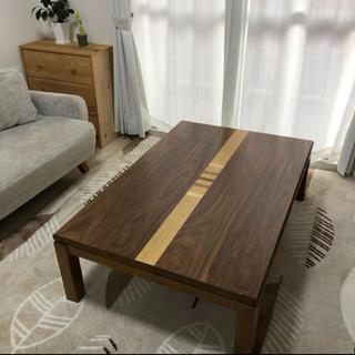 コタツ ローテーブル 【直接引き取り】(ローテーブル)
