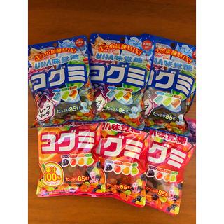 ユーハミカクトウ(UHA味覚糖)のコグミ セット(菓子/デザート)