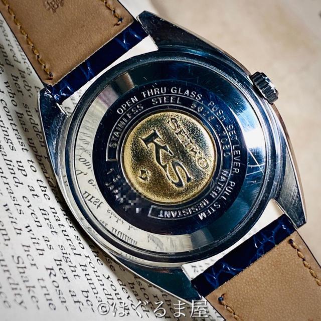 SEIKO(セイコー)の'71 Vint. Seiko 56系 キングセイコー cal.5626 OH済 メンズの時計(腕時計(アナログ))の商品写真