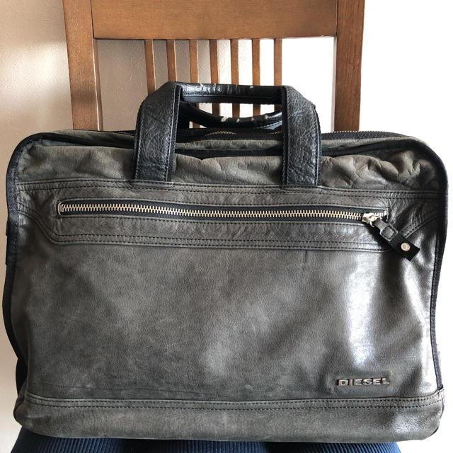 DIESEL(ディーゼル)のディーゼル ビジネス バッグ メンズのバッグ(ビジネスバッグ)の商品写真