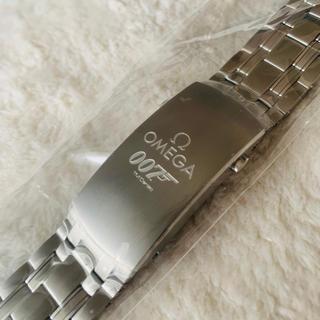 オメガ(OMEGA)のOMEGA オメガ シーマスター 007 未使用新品ブレス ケースグローブセット(金属ベルト)