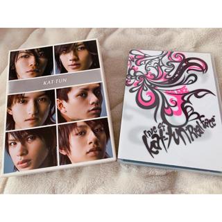 カトゥーン(KAT-TUN)のKATーTUN DVD(ミュージック)