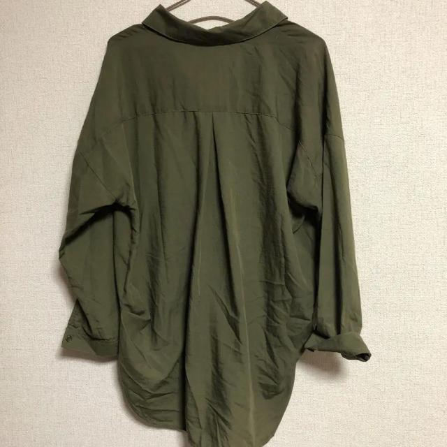 ikka(イッカ)のikka ✳︎ イッカ スキッパーブラウス 長袖 美品✧︎*。 レディースのトップス(シャツ/ブラウス(長袖/七分))の商品写真