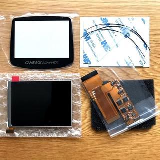 ゲームボーイアドバンス(ゲームボーイアドバンス)のゲームボーイ アドバンス GBA IPS V2 バックライト キット(携帯用ゲーム機本体)