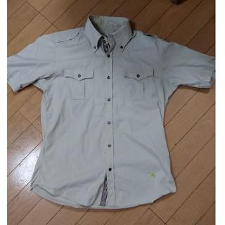 BURBERRY BLACK LABEL - バーバリーブラックレーベル 半袖シャツ!