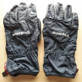 モンベル(mont bell)のmont-bell OutDry レイングローブ 女性Mサイズ GM(登山用品)