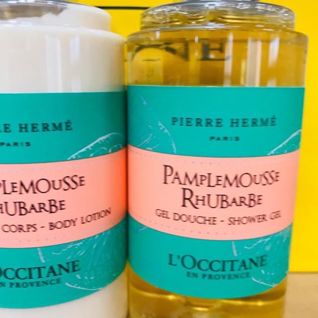 L'OCCITANE(ロクシタン)のロクシタン ボディケアセット♡ コスメ/美容のボディケア(ボディローション/ミルク)の商品写真