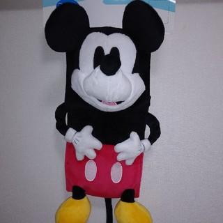 ディズニー(Disney)のミッキーマウス ペーパーホルダーカバー(その他)