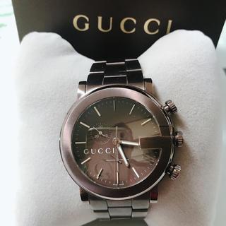 グッチ(Gucci)のGUCCI 腕時計 ブロンズ(腕時計(アナログ))