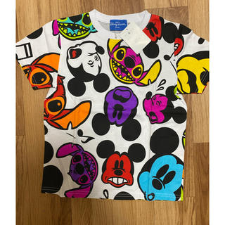 ディズニー(Disney)のディズニーTシャツ 120  キッズ120(Tシャツ/カットソー)