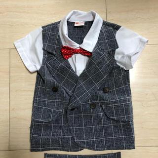 男の子 フォーマルスーツ 100センチ(ドレス/フォーマル)