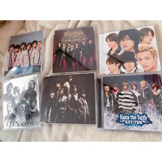 カトゥーン(KAT-TUN)のKATーTUN CD(ポップス/ロック(邦楽))
