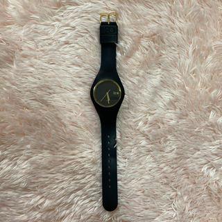 アイスウォッチ(ice watch)のice glam black(腕時計)
