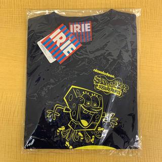 アイリーライフ(IRIE LIFE)の◆新品未使用◆irie lifeレディースTシャツ「スポンジ・ボブ」紺ワンサイズ(Tシャツ(半袖/袖なし))