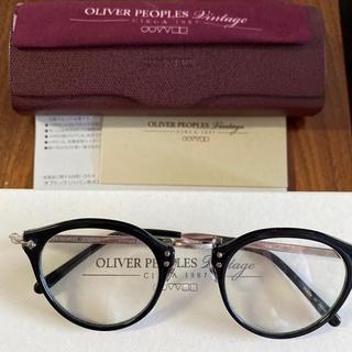アヤメ(Ayame)のoliver peoples 505 limited Edition 雅 bk(サングラス/メガネ)