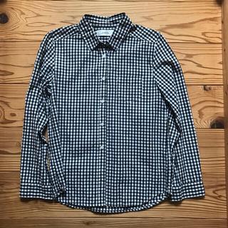 ズーティー(Zootie)のギンガムチェックシャツ(シャツ/ブラウス(長袖/七分))