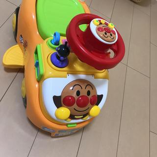 アンパンマン よくばりビジーカー(手押し車/カタカタ)