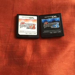 ポケモン(ポケモン)のポケットモンスター ブラック2 ホワイト2 ポケモン ds ソフト(携帯用ゲームソフト)