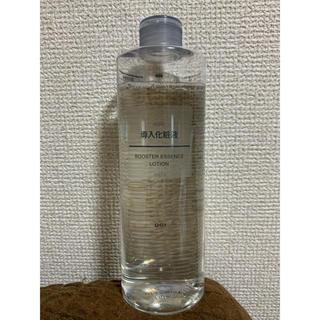 ムジルシリョウヒン(MUJI (無印良品))の無印 導入化粧品(400ml)(ブースター/導入液)